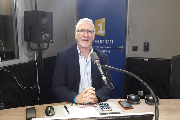 Jean-François Rialhe, du SE-UNSA