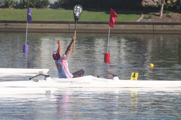 Hinatea Bernadino championne du monde