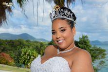 Alice Nicar, Miss Ronde Martinique 2020 a été élue Premiere dauphine de Miss Ronde France 2021.