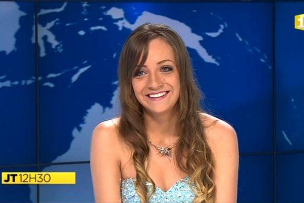 Miss Réunion 2015 : itw Orphélia Roger, candidate N°9