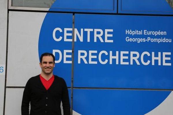 Hôpital George Pompidou