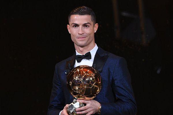 Christiano Ronaldo Ballon d'or