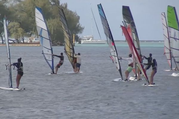 Windsurf Raiatea