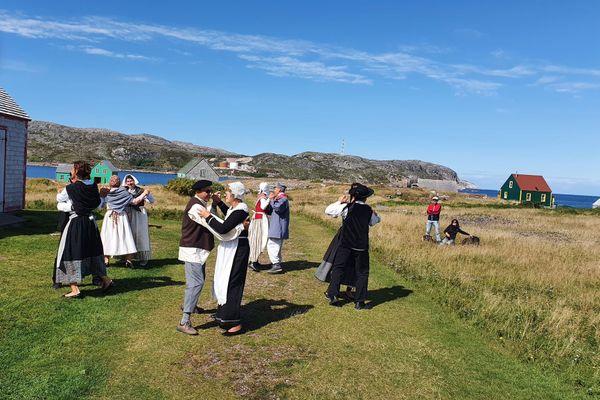 danse traditionnelle costumes journée du patrimoine iam