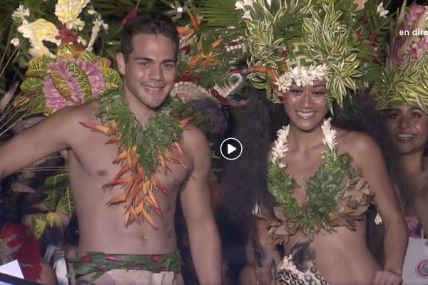 Les champions du monde de 'ori Tahiti