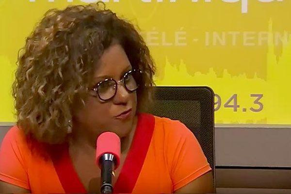 Catherine Conconne - Sénatrice de la Martinique
