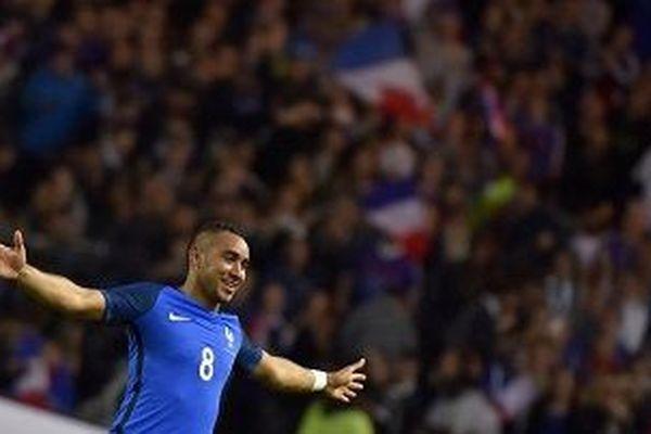 Dimitri Payet sélectionné en équipe de France
