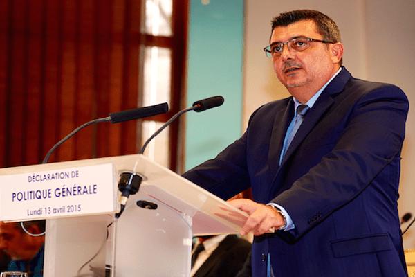 Déclaration de politique générale de Philippe Germain
