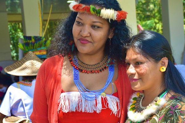 Le Sommet des femmes autochtones d'Amazonie