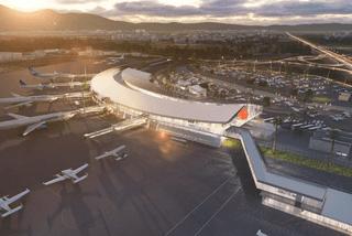 Aéroport Aimé Césaire avec extension