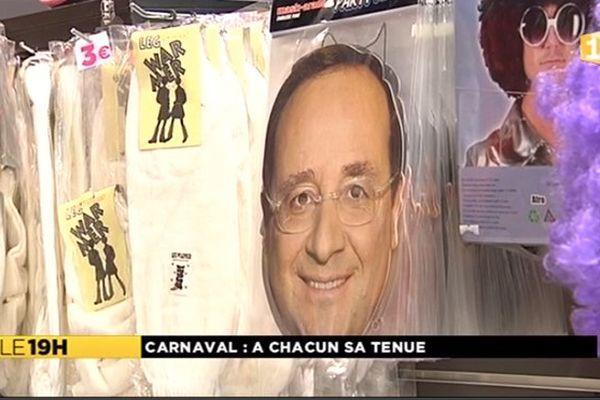 Tenues carnaval