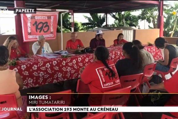 L'association 193 dénonce l'amendement Tetuanui