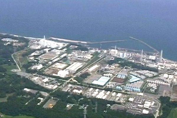 fukushima eau radioactive