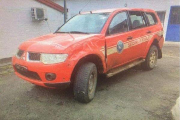 véhicule pompiers