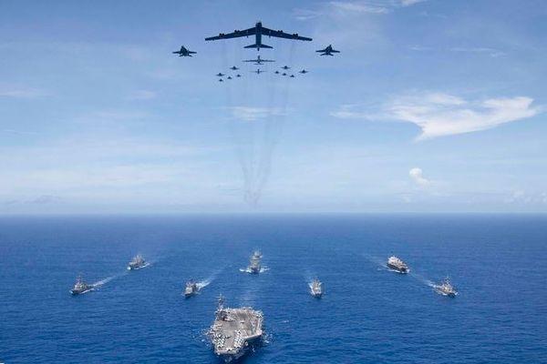 Etats Unis deploiement militaire