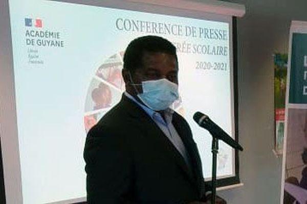 L'académie de Guyane en ordre de marche