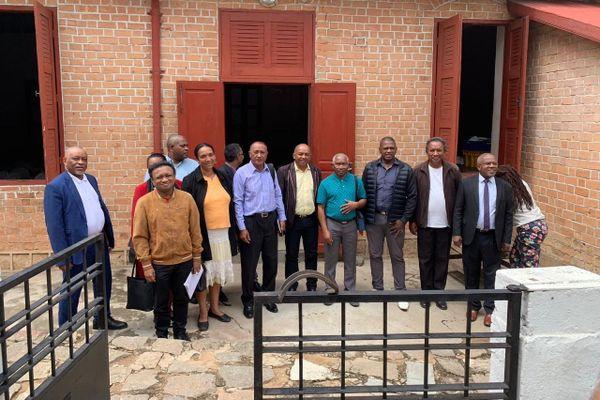 rencontre avec les syndicats agricoles malgaches