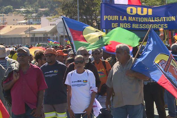 Rachat de Vale NC : une mobilisation réussie pour les coutumiers du Sud