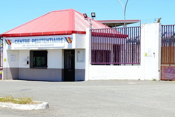 Camp-Est, centre pénientiaire