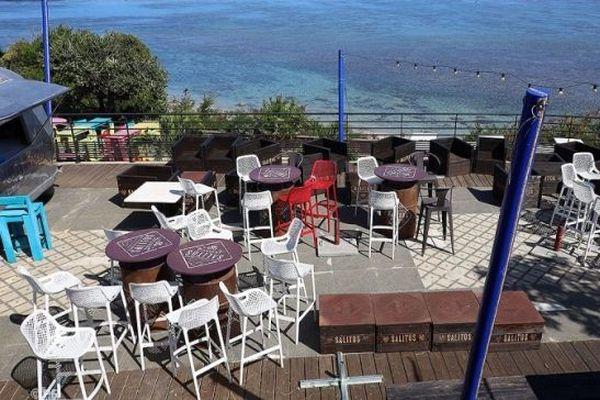 terrasse de café restaurant bar