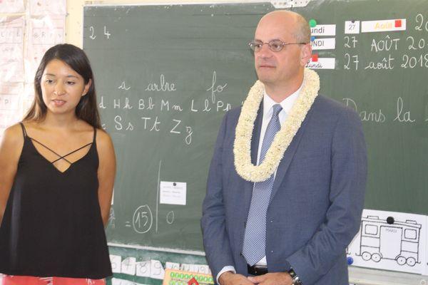 Blanquer ministre de l'Education