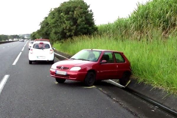 Accident Bras-Panon