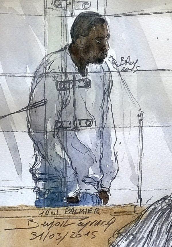 Yoni Palmier, condamné à perpétuité