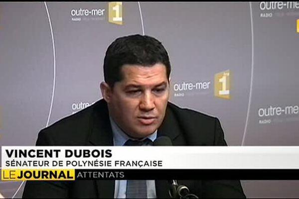 Le sénateur Dubois commente la mobilisation contre le terrorisme