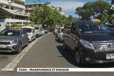 Compteurs obligatoires pour les taxis