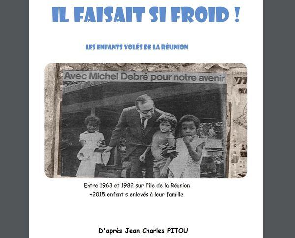 Les enfants volés de la Réunion de Jean-Charles Pitou