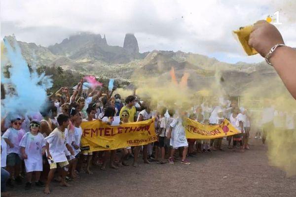 Téléthon : Ua Pou se mobilise