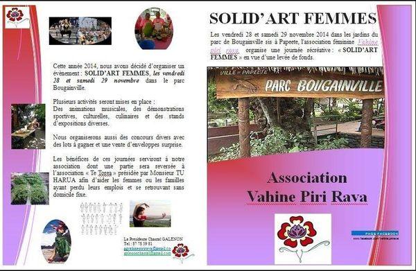 Solid art femmes