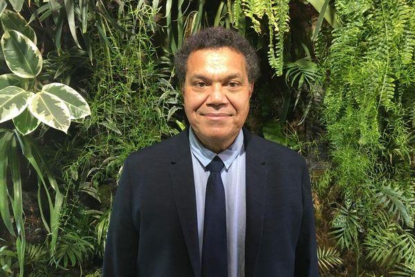 Emmanuel Kasarhérou, président du musée du quai Branly