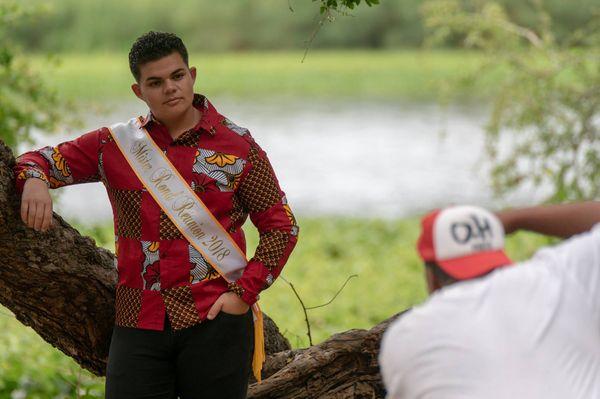 Cléo Legros, Mister Rond Réunion 2018