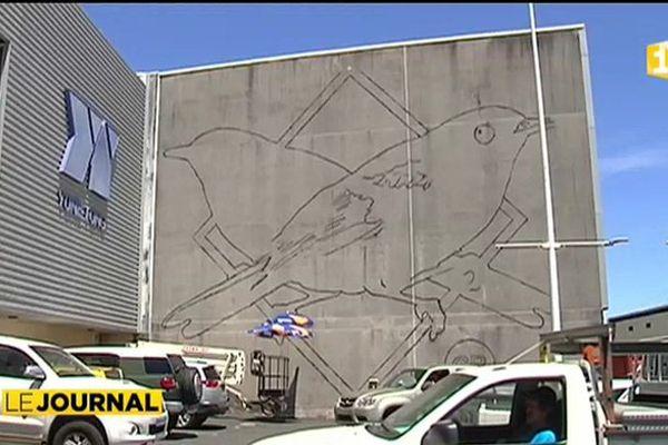 Festival Ono'u : 30 fresques à Papeete