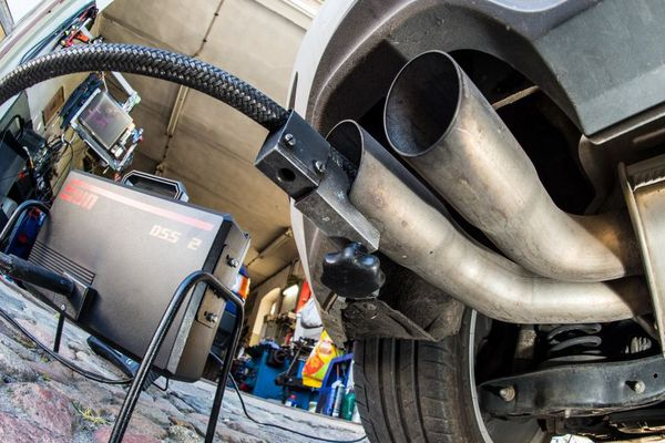 Contrôle technique pour les véhicules diesel