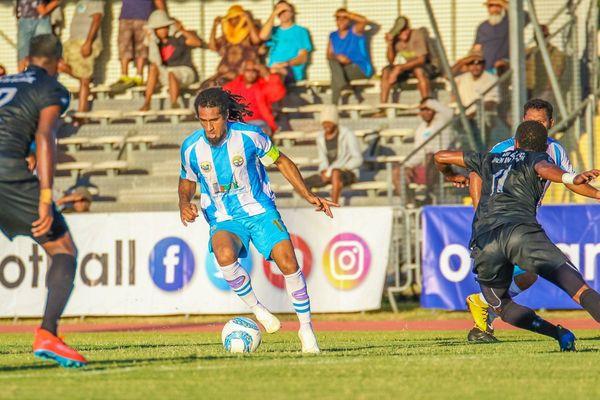 Quart de finale champions league 2019 Hienghène-Ba au stade Yoshida, 6 avril