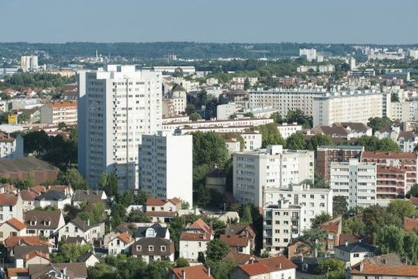 Créteil ville
