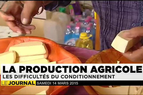 Production de tarots : un conditionnement difficile