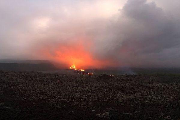 volcan octobre 2019