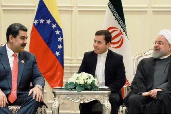 Nicolas Maduro /Hassan Rouhani