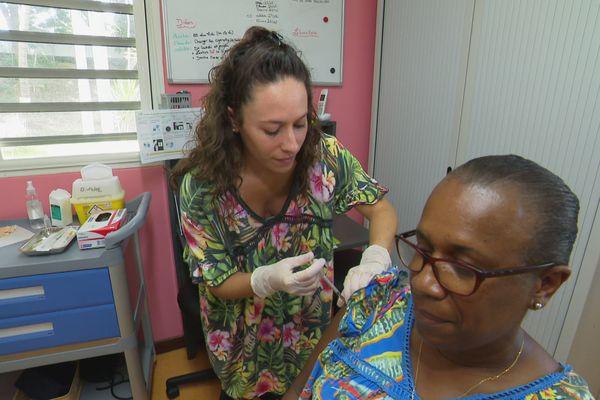 vaccination personnel maison retraite