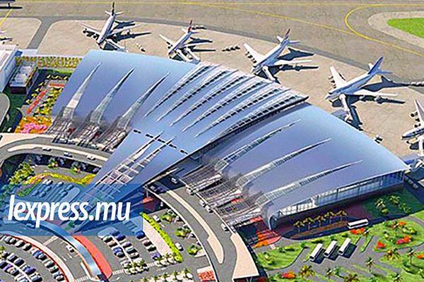Aéroport de l'île Maurice (illustration)