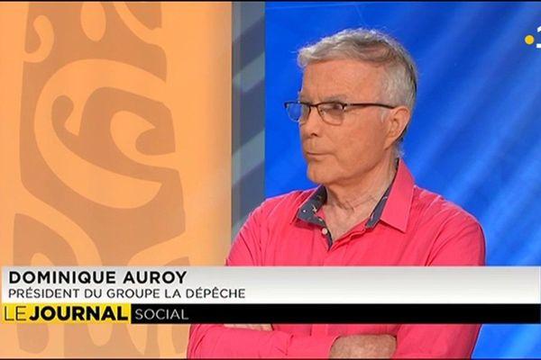 Dominique Auroy : « En 50 ans, j'ai sûrement dérangé beaucoup de monde »