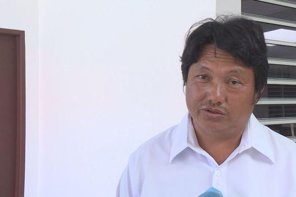Tchoua Ya conseiller municipal d'opposition