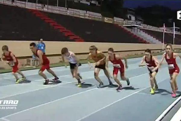 Oceania d'athlétisme