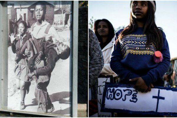 Le massacre de Soweto, il y a 40 ans et le 11 juin dernier, marche en mémoire de cet événement