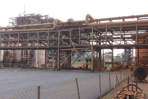 Vale NC raffinerie