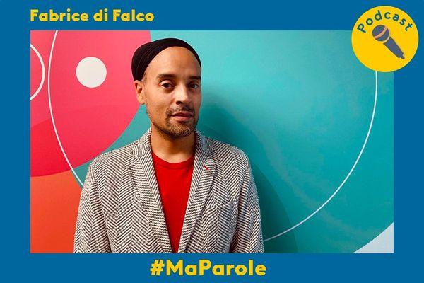 Fabrice di Falco #MaParole