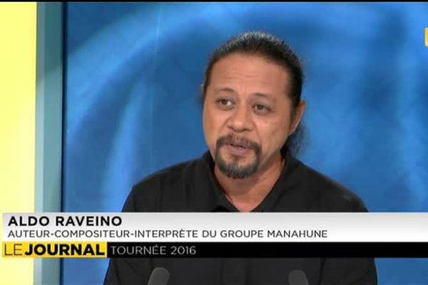 Manahune en concert à Tahiti et à Moorea